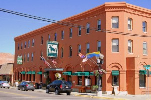 Located In The Former Montana Mining Town Of Red Lodge Pollard Hotel Once Attracted Many Well Known Including Buffalo Bill Cody General Miles